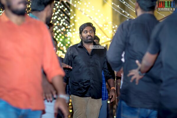 Vijay Sethupathi at The 'Zee Cine Awards'