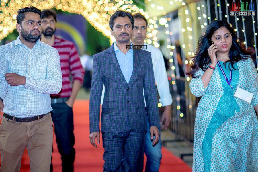 Nawazuddin Siddiqui at The 'Zee Cine Awards'