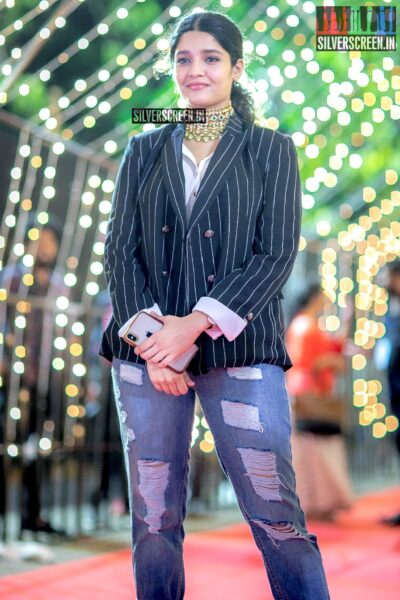 Ritika Singh at The 'Zee Cine Awards'