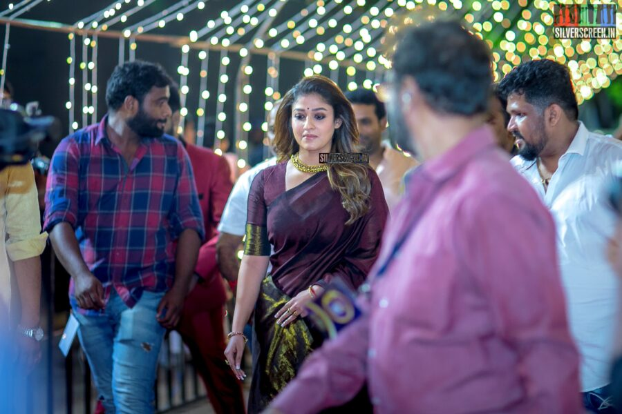 Nayanthara Siddiqui at The 'Zee Cine Awards'