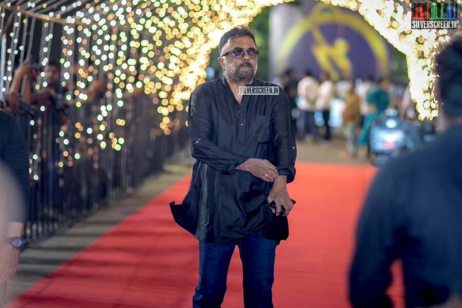 PC Sreeram Siddiqui at The 'Zee Cine Awards'