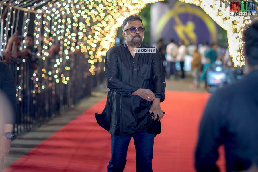 PC Sreeram Siddiqui at The 'Zee Cine Awards'