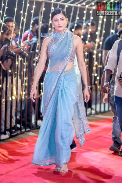 Shruti Haasan at The 'Zee Cine Awards'