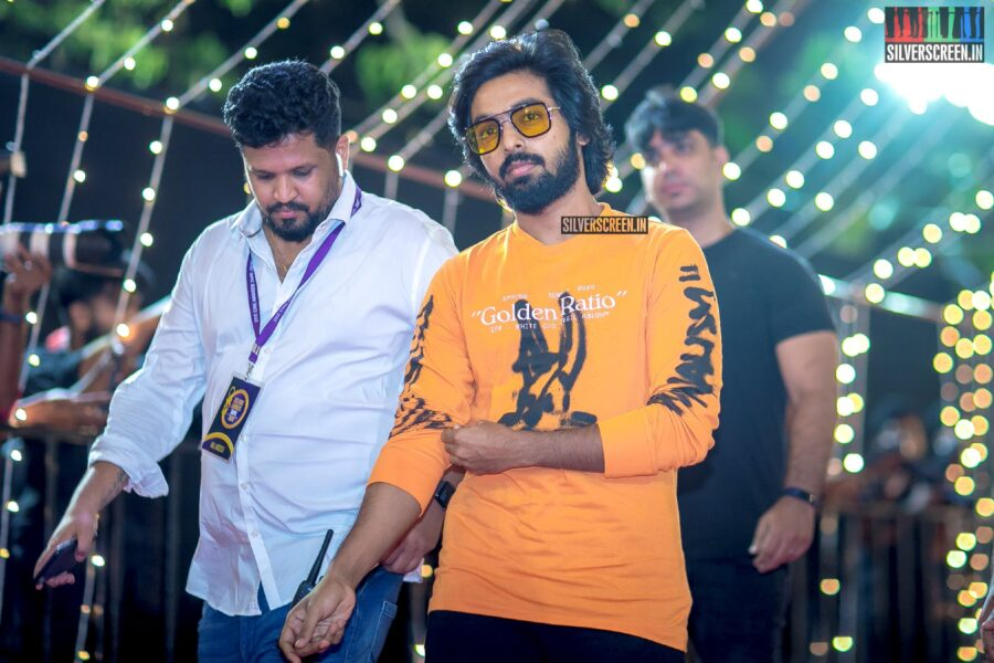 GV Prakash Kumar at The 'Zee Cine Awards'