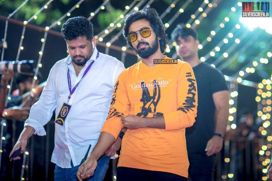 GV Prakash Kumar at The 'Zee Cine Awards'