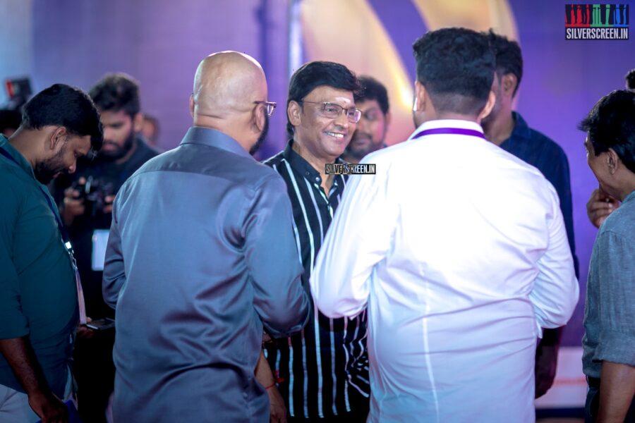 K Bhagyaraj at The 'Zee Cine Awards'