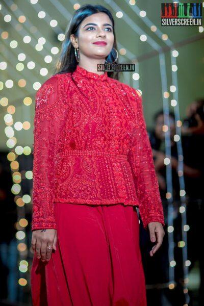 Aishwarya Rajesh  at The 'Zee Cine Awards'