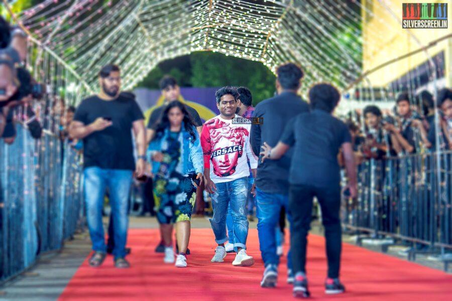 Yuvan Shankar Raja at The 'Zee Cine Awards'