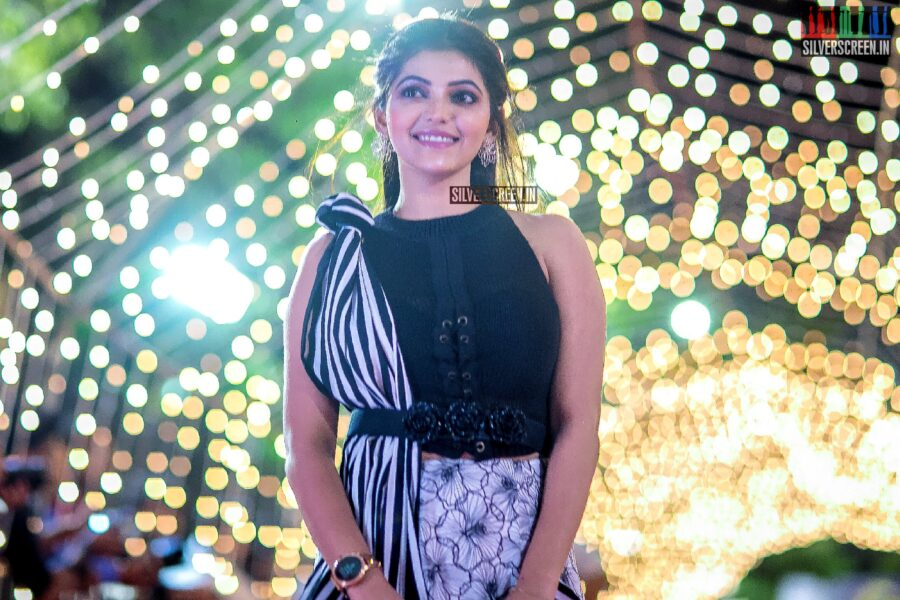 Athulya Ravi at The 'Zee Cine Awards'