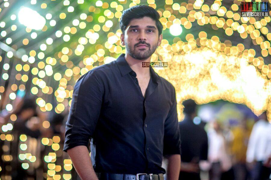 Dhruv Vikram at The 'Zee Cine Awards'