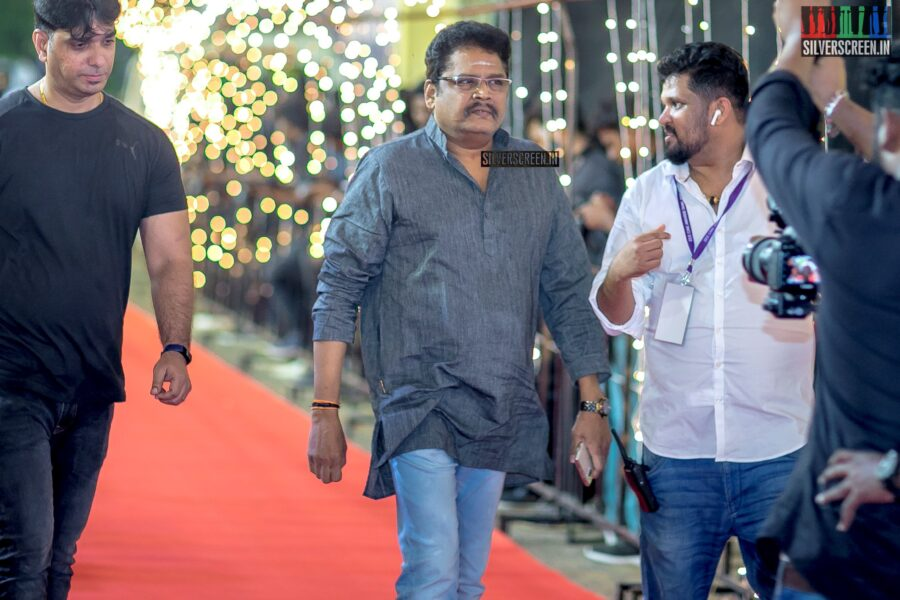 KS Ravikumar at The 'Zee Cine Awards'