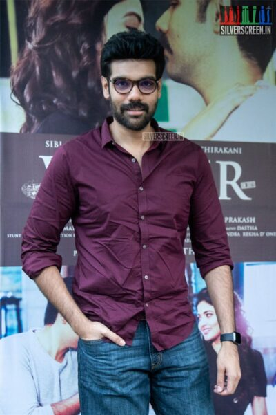 Sibiraj At The 'Walter' Audio Launch