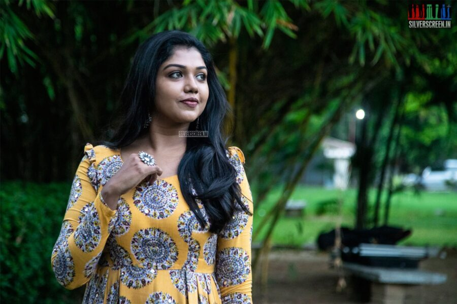 Riythvika At The 'Walter' Audio Launch