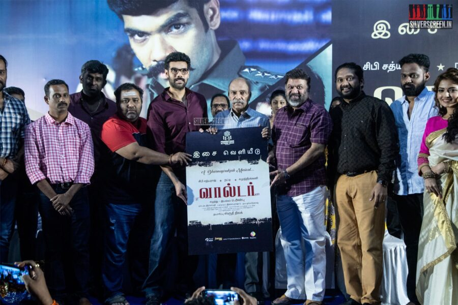 Celebrities At The 'Walter' Audio Launch