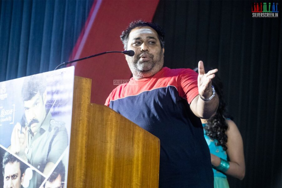 CV Kumar At The 'Walter' Audio Launch
