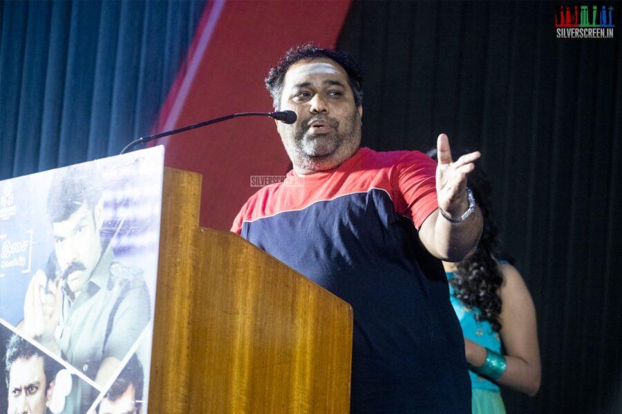 CV Kumar At The 'Walter' Audio Launch
