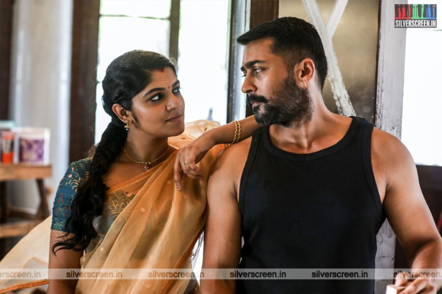 Soorarai Pottru Movie Stills Starring Suriya