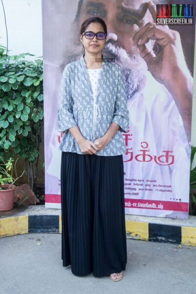 Celebrities At The 'Gnanaserukku' Audio Launch