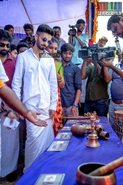 Anirudh Ravichander At The Launch of 'Village Ticket 2020'