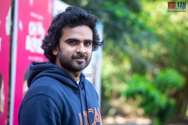 Ashok Selvan At The 'Oh My Kadavule' Press Meet