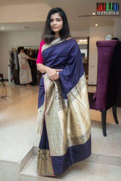 Chinamyi Sripada At The Inauguration Of 'Luxe Edit'