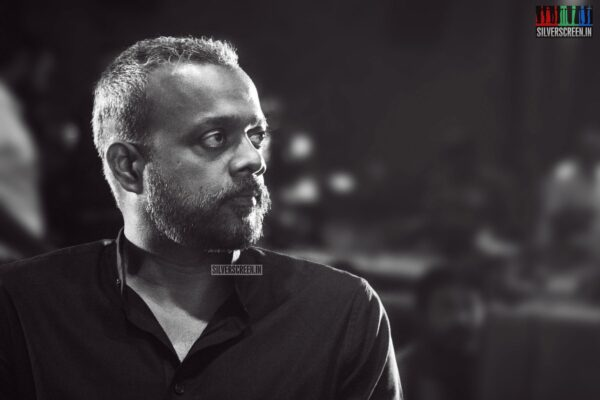 Gautham Menon At The 'Kannum Kannum Kollaiyadithaal' Press Meet