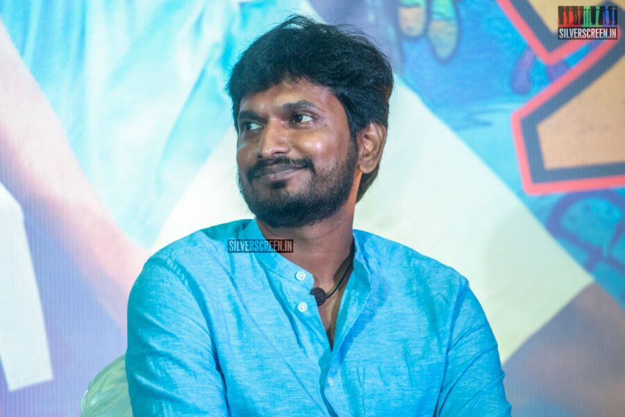 Celebrities At The 'Kannum Kannum Kollaiyadithaal' Press Meet