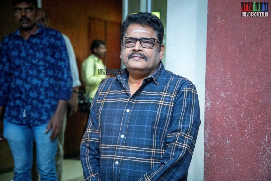 KS Ravikumar At The 'Naan Sirithal' Success Meet