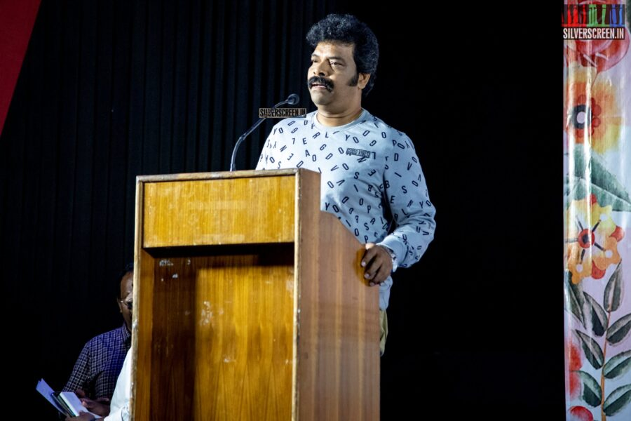 Ravi Mariya At The 'Naan Sirithal' Success Meet