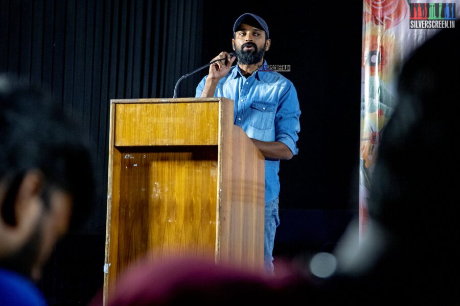 Celebrities At The 'Naan Sirithal' Success Meet