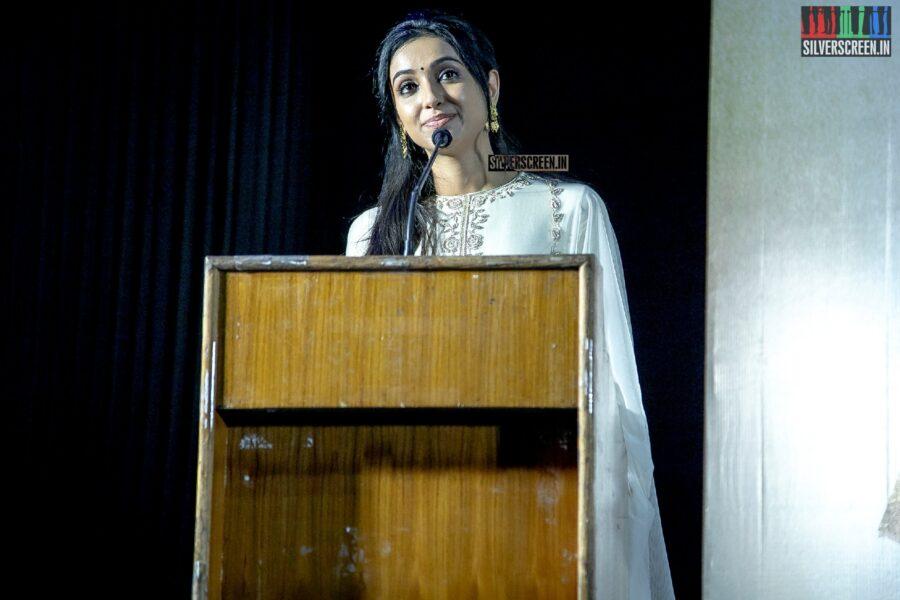 Riya Suman At The 'Seeru' Press Meet