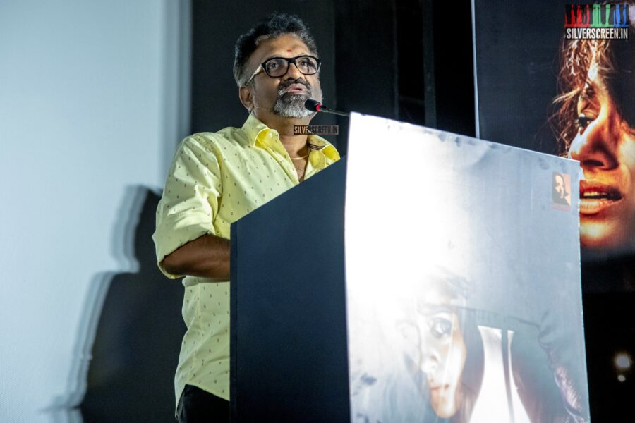 T Siva At The 'Paramapadham Vilayattu' Press Meet