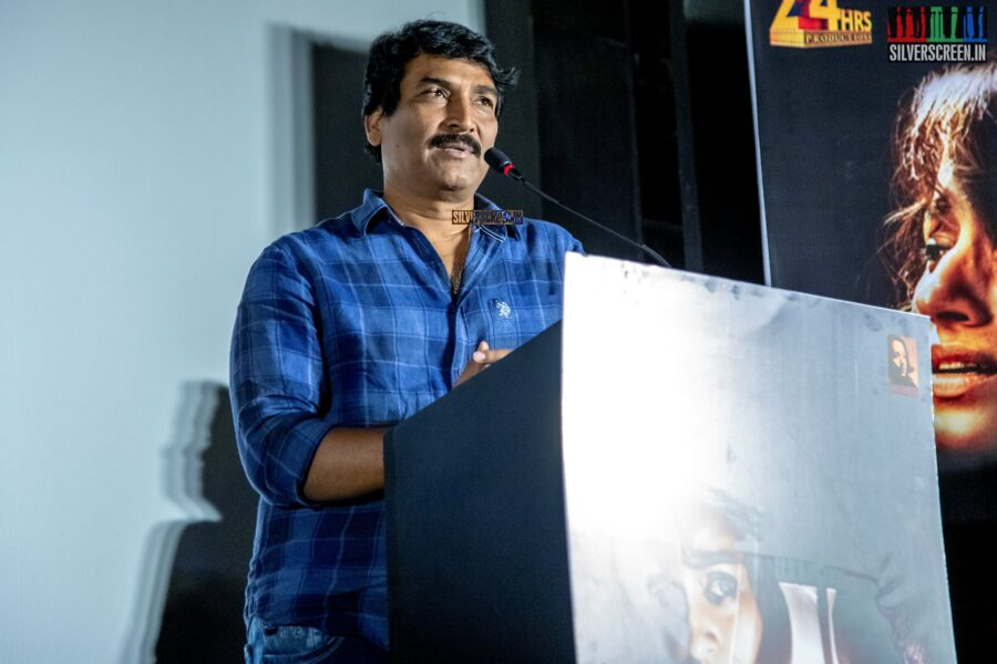 Celebrities At The 'Paramapadham Vilayattu' Press Meet