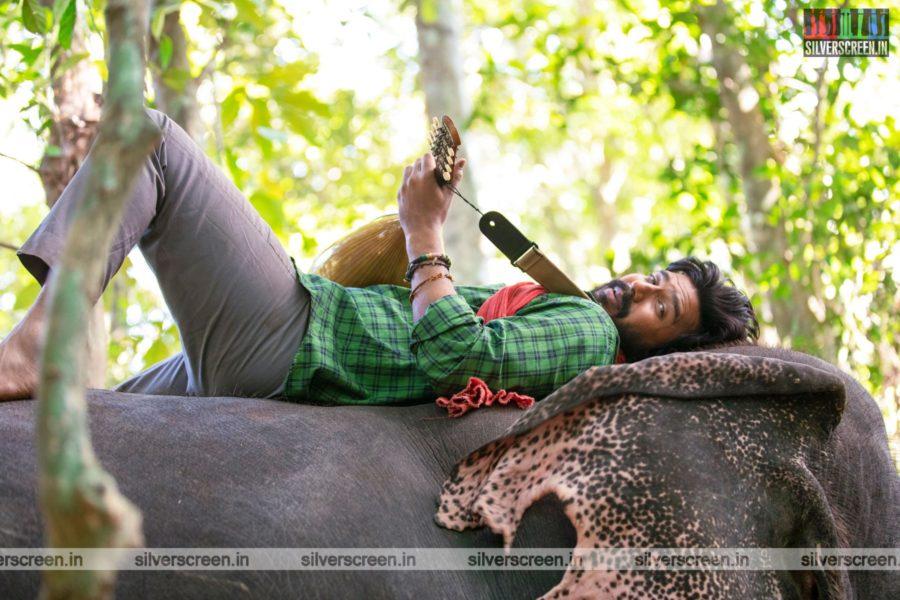 Kaadan Movie Stills Starring Vishnu Vishal