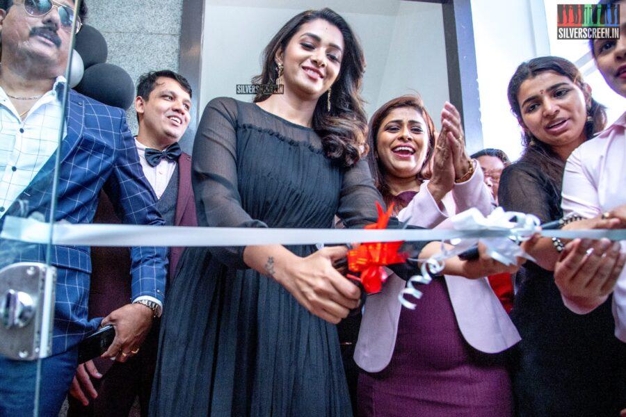 Priya Bhavani Shankar At The Launch Of 'Welona' Skin And Hair Clinic