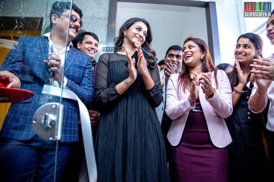 Priya Bhavani Shankar At The Launch Of 'Welona' Skin And Hair Clinic