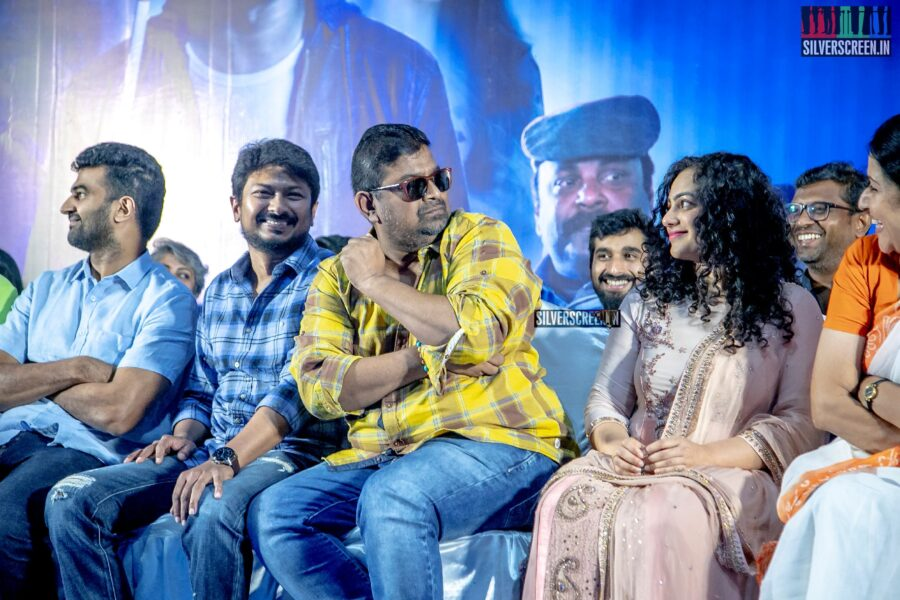 Udhayanidhi Stalin, Nithya Menen, Mysskin At The 'Psycho' Success Meet