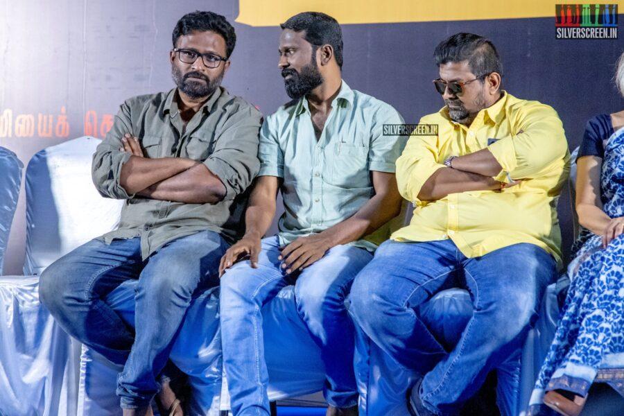 Vetrimaaran, Ram, Mysskin At The 'Baaram' Press Meet