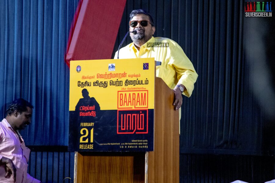 Mysskin At The 'Baaram' Press Meet