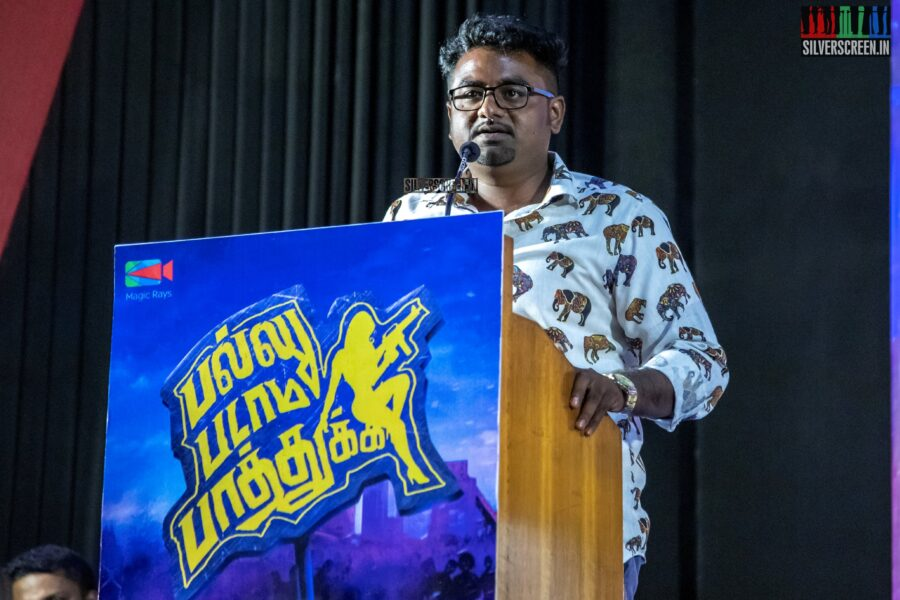 Celebrities  At The 'Pallu Padama Paathuka' Press Meet