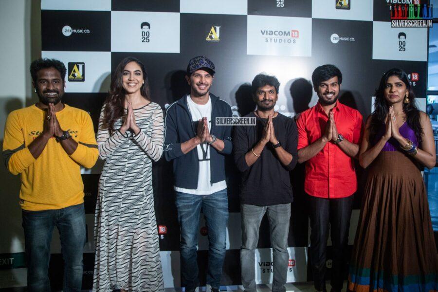 Dulquer Salmaan, Ritu Varma At The 'Kannum Kannum Kollaiyadithaal' Success Meet