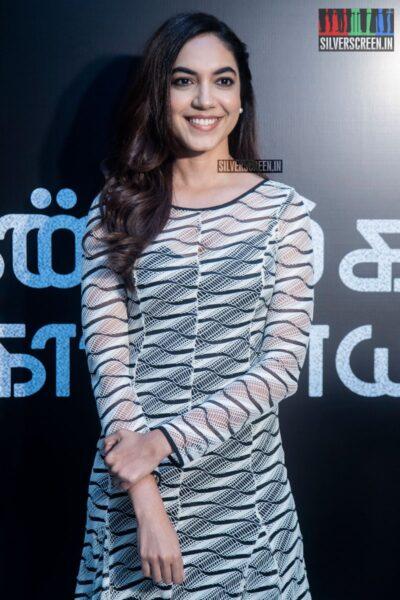 Ritu Varma At The 'Kannum Kannum Kollaiyadithaal' Success Meet