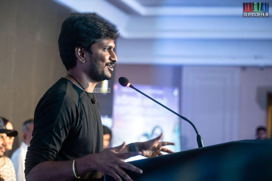 Celebrities At The 'Kannum Kannum Kollaiyadithaal' Success Meet
