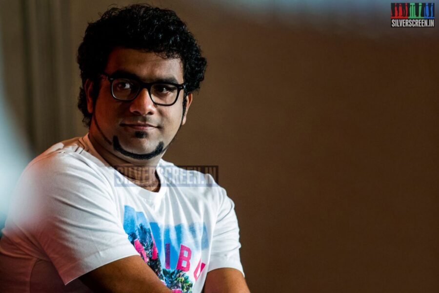Singer Haricharan Photos from Kashmir Flood Fund Raising Event