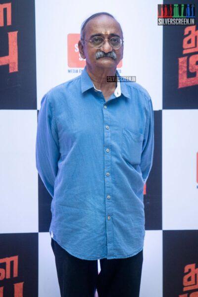 Celebrities At The 'Dharala Prabhu' Press Meet