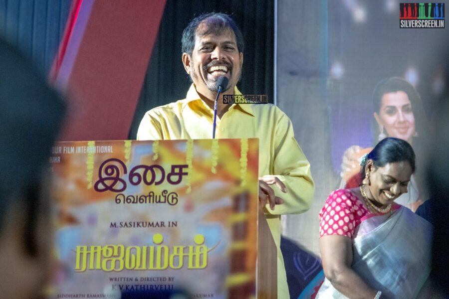 RK Selvamani At The 'Rajavamsam' Audio Launch