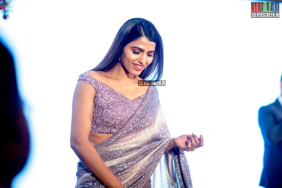 Sai Dhanshika At The Launch Of 'Chronicle Of Weddings 2020 Calendar'