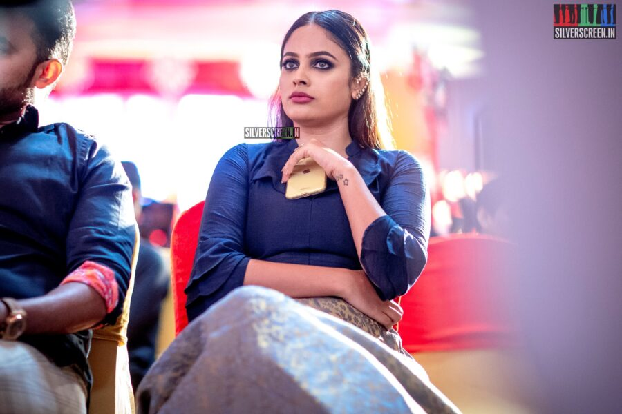 Nandita Swetha At The Launch Of 'Chronicle Of Weddings 2020 Calendar'