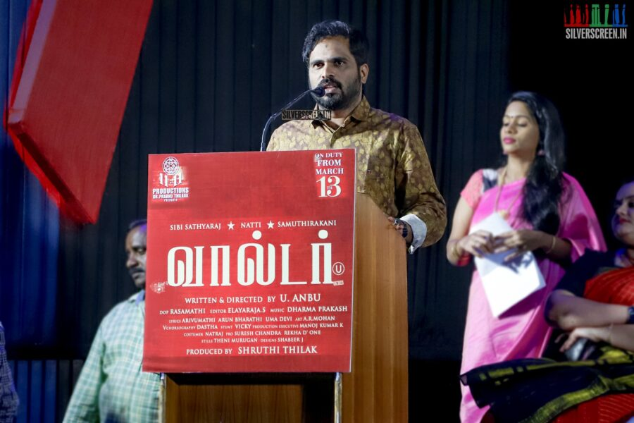 Celebrities At The 'Walter' Press Meet