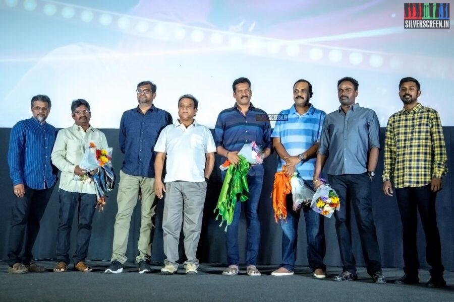 Celebrities At The 'Plan Panni Pannanum' Audio Launch